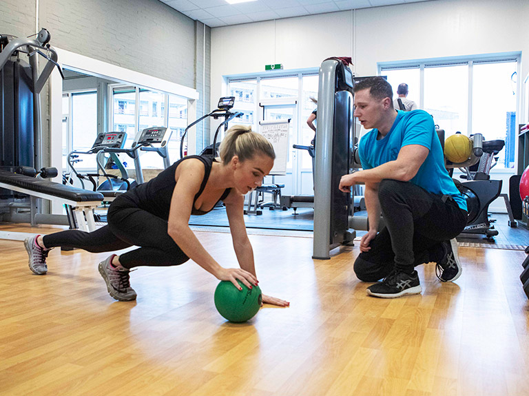 Wat is personal training? - Personal Fit Club